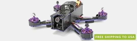 Eachine Wizard X220 FPV RTF Racing Drone