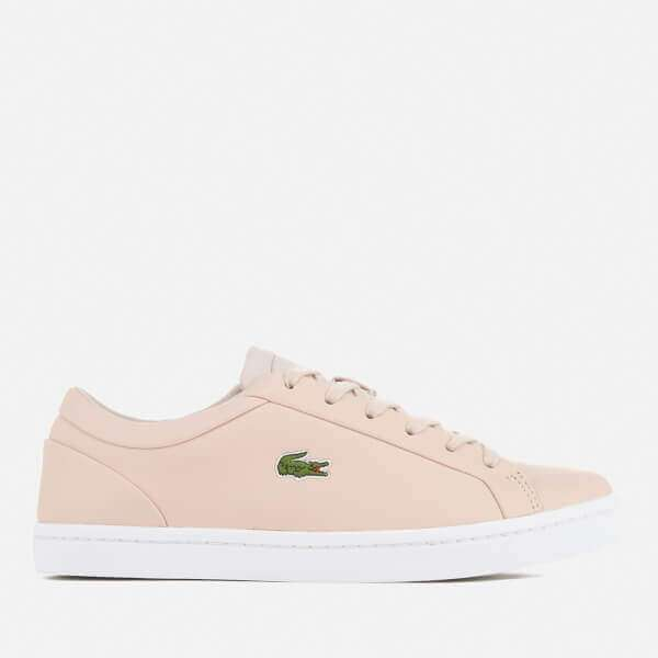 Lacoste Women's Straightset Lace 317 3 Cupsole Trainers