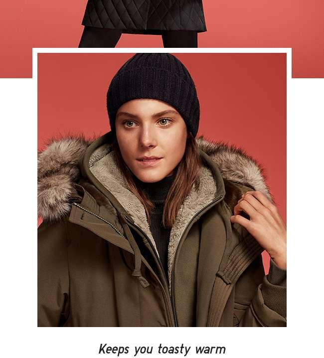 Women's Ultra Warm Down Jacket