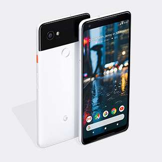 The Google Pixel 2 is here
