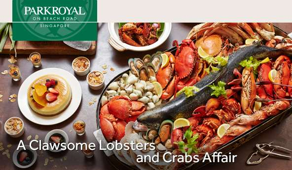 A Clawsome Lobsters and Crabs Affair