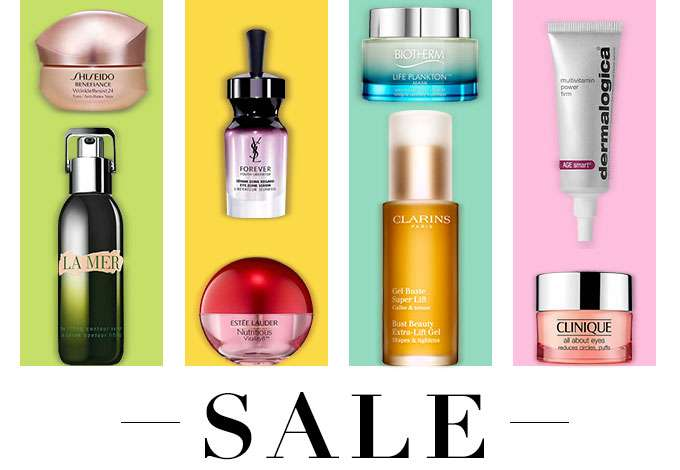 SALE! Get Extra 10% Off All Skincare! Ends 30 Oct 2017