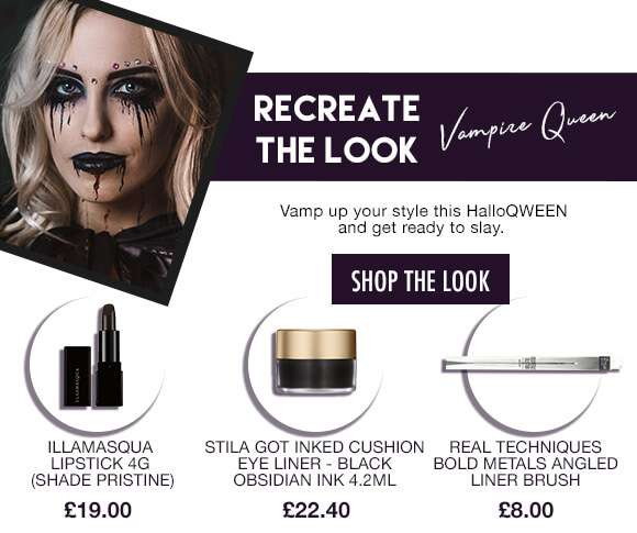 RECREATE THE LOOK VAMPIRE QUEEN
