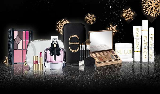 500 Gorgeous Christmas Gift Sets Up to 70% Off! YSL, Amouage, Calvin Klein, Clarins & more! Ends 27 Dec 2017
