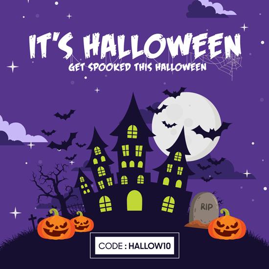 It's Halloween Get Spooked This Halloween