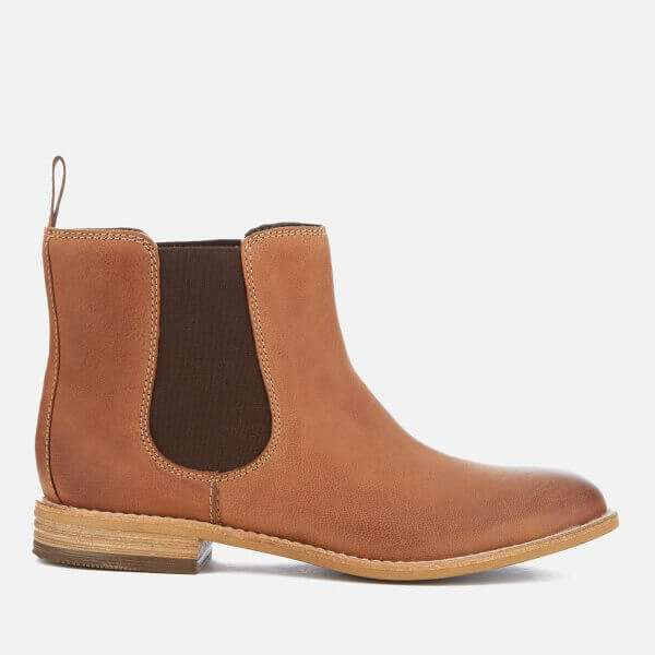 Clarks Women's Maypearl Nala Leather Chelsea Boots