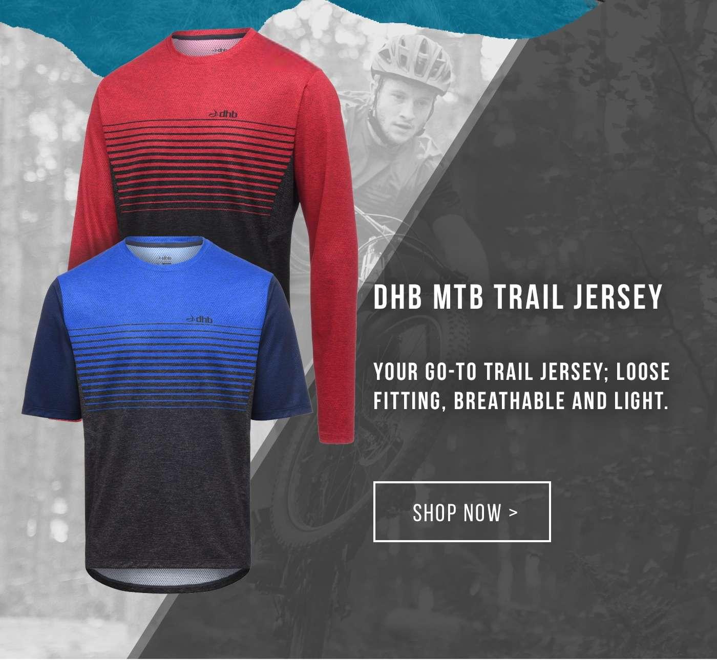 dhb MTB Trail Jersey