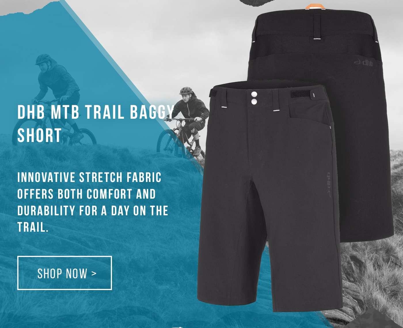 dhb MTB Trail Baggy Short