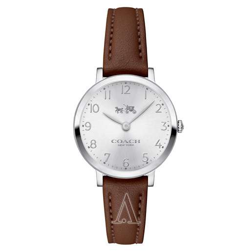 Women's  Coach Ultra Slim Watch