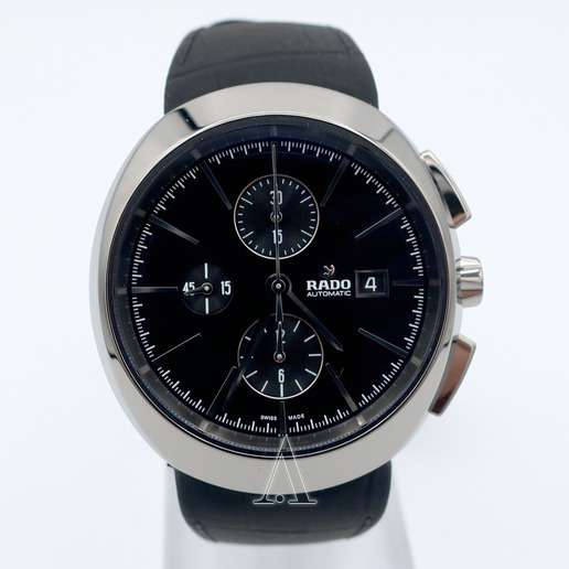 Men's  Rado D-Star Chronograph Watch