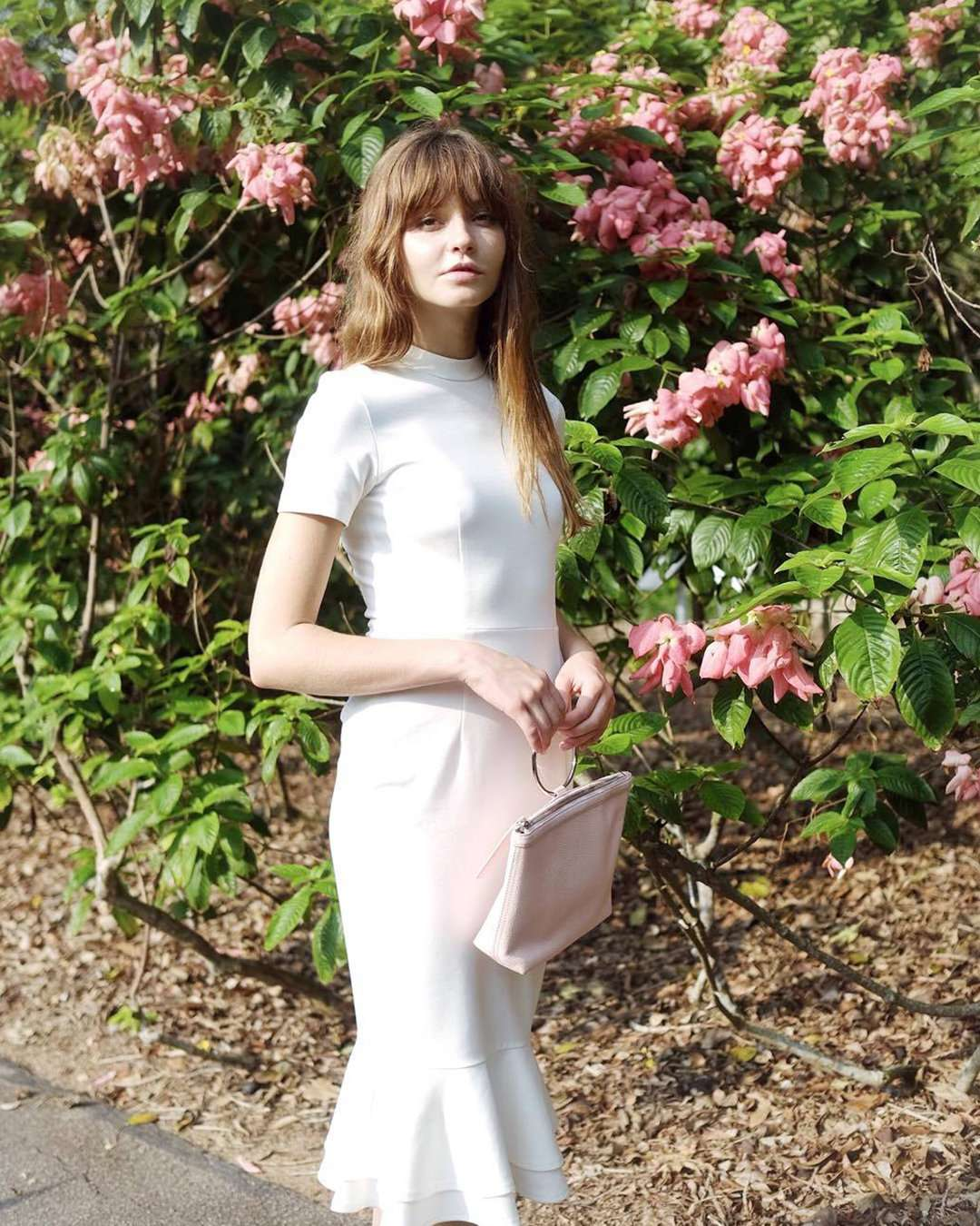 9ed0b2de2fa MDS  Pre-Orders Now Open! Featuring Mermaid Bodycon Dress in White ...