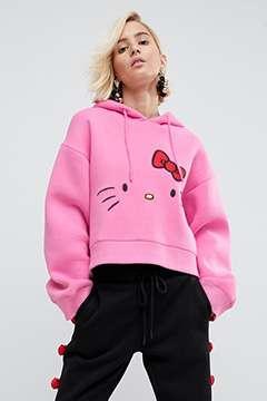 ASOS x Hello Kitty Hoodie