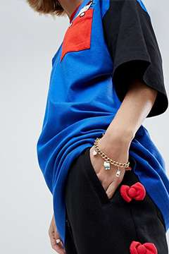 ASOS x Hello Kitty Charm Bracelet