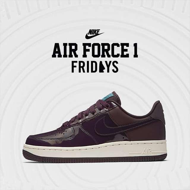 NIKE | AIR FORCE1 FRIDAYS | AIR