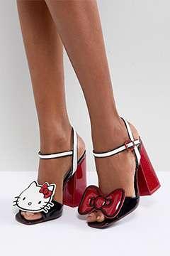 ASOS x Hello Kitty Sandals