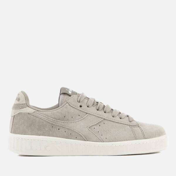 Game Low S Suede Trainers