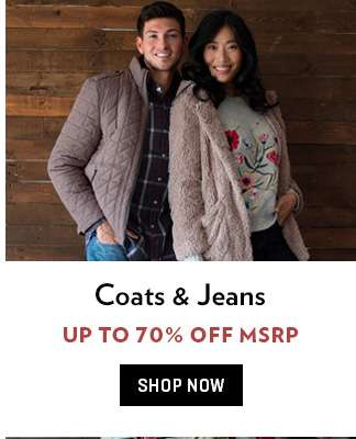 Coats & Jeans