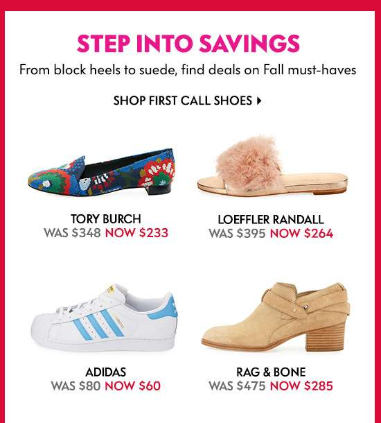Shop First Call Shoes