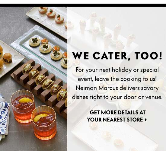We Cater,Too!