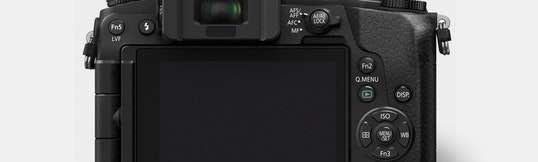 Panasonic LUMIX G7 4K Mirrorless Camera (Body Only)