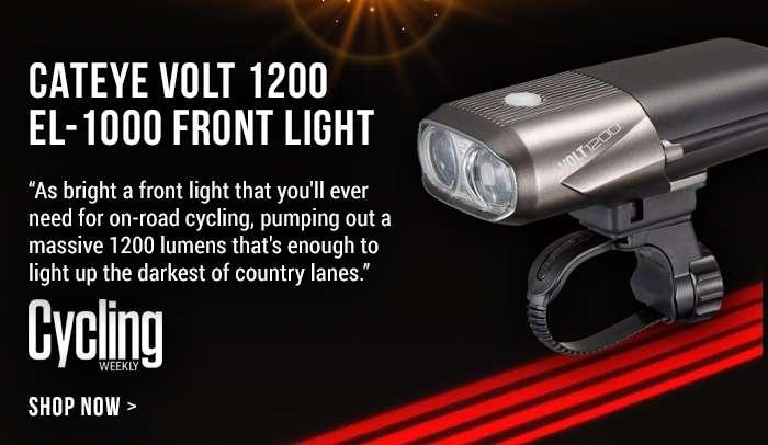 Cateye Volt 1200 EL-1000 Front Light