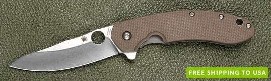 Spyderco Southard Folding Knife