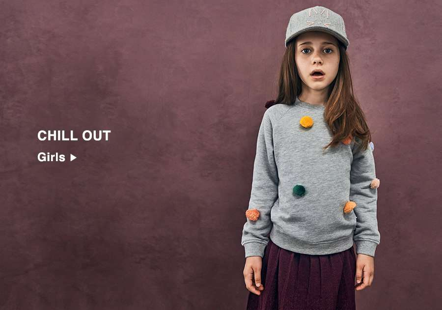 Discover new styles for kids!