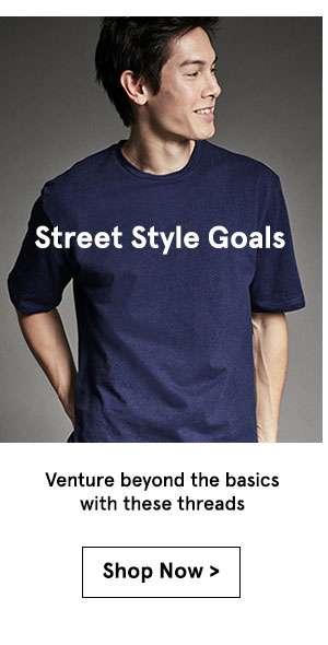 Street style goals