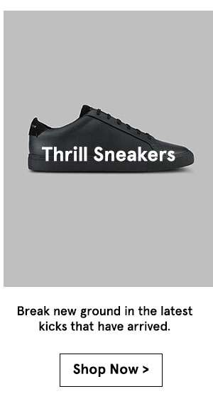Thrill sneakers