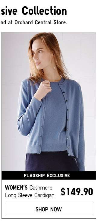 Shop Women's Cashmere Collection