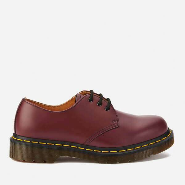 1461 3-Eye Smooth Leather Gibson Shoes