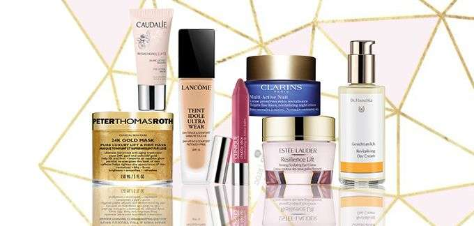 November Top 40 Up to 80% Off! Clarins, Clinique, Darphin, Urban Decay & more! Ends 29 Nov 2017