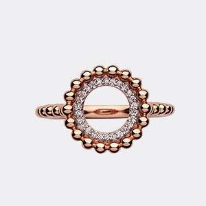 LINKS OF LONDON - Rose-gold ring