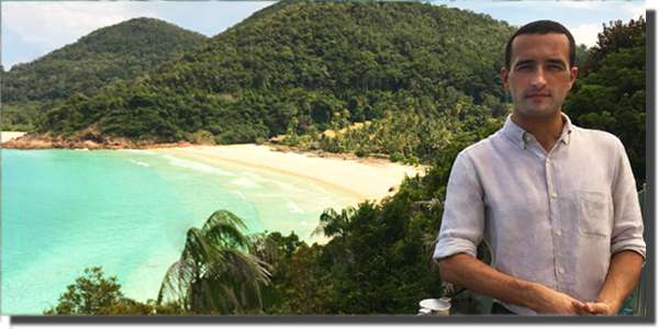 Peter Neto New Redang Island General Manager