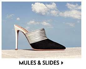 Mules & Slides