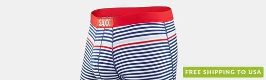 SAXX Vibe Modern Fit Boxer Briefs (2-Pack)