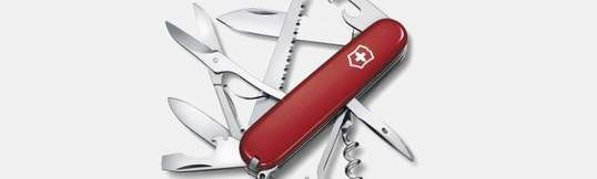 Victorinox Swiss Army Knife: Huntsman (91mm)
