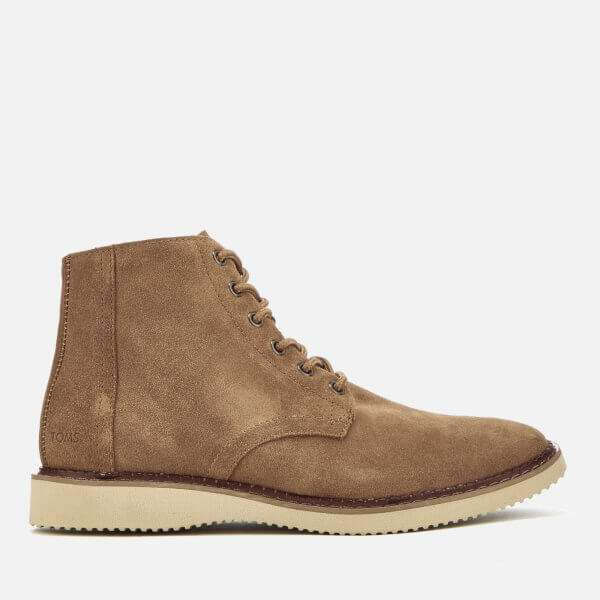 Porter Suede Lace Up Boots