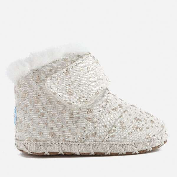 Cuna Layette Snow Spots Boots