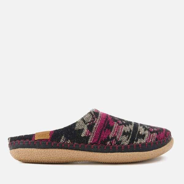 Ivy Woollen Slippers