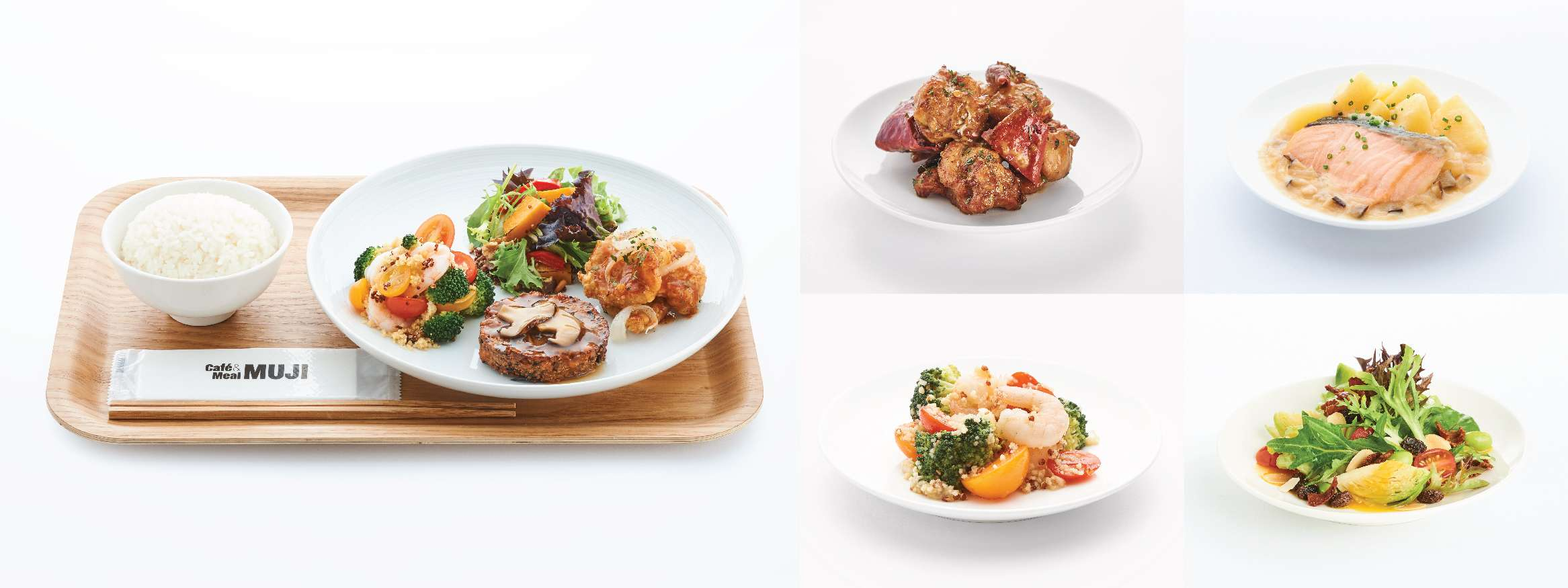 Cafe&Meal MUJI - 4 Deli Meal
