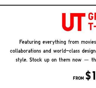 Shop Men's UT Collection