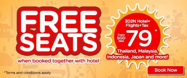 AirAsiaGo's 6-Day Sale!