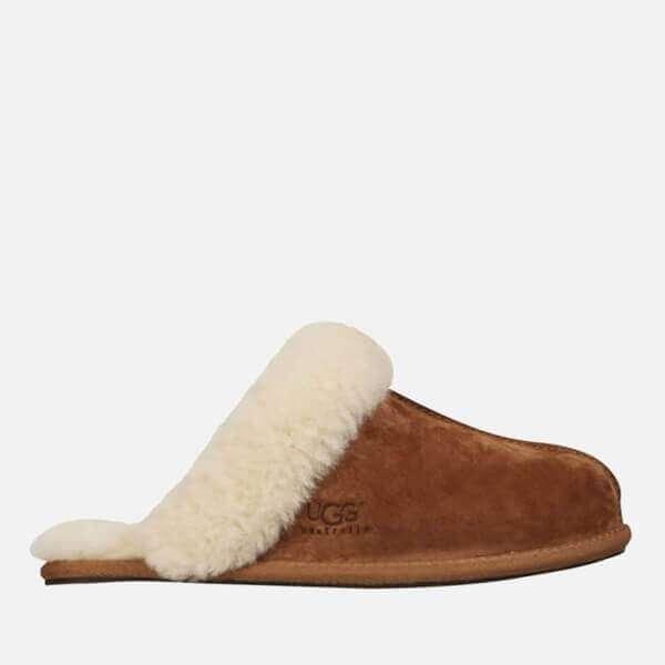 Scuffette II Sheepskin Slippers