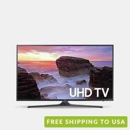 Samsung 65-Inch Class MU6300 4K UHD Smart TV