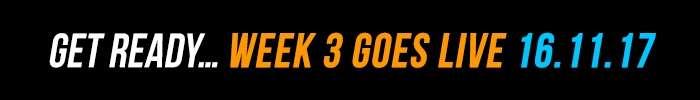 Get Ready Week 3