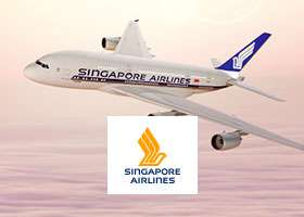 Singapore Airlines Flights on sale!