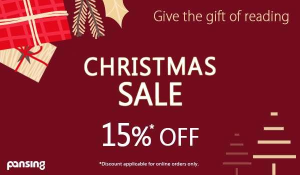 Books Kinokuniya  🎄Christmas Shopping STARTS NOW! 15% discount on ... ecb6d73fa79
