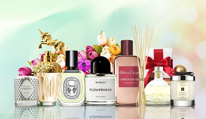 Best Scented Christmas Gifts: Perfumes & Home Scents. Up to 70% Off!