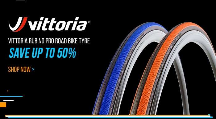Vittoria Rubino Pro Road Bike Tyre - Save up to 50%